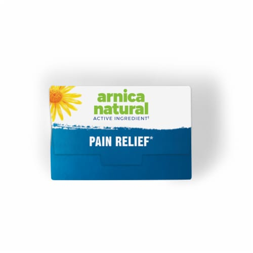 Boiron Arnicare Homeopathic Pain Relief Cream Perspective: top