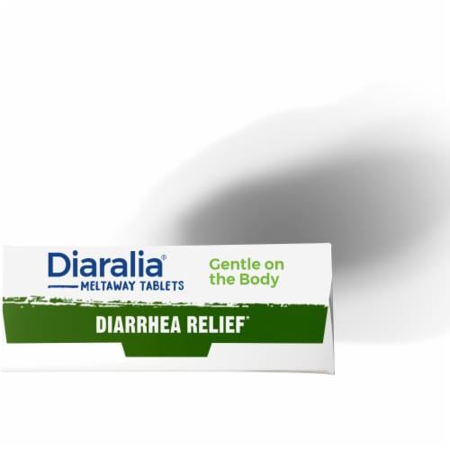 Boiron Diaralia Diarrhea Relief Tablets Perspective: top