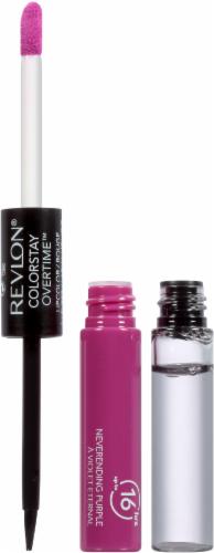 Revlon Colorstay Overtime 520 Neverending Purple Lipcolor Perspective: top