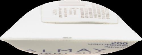 Almay Smart Shade 200 Light Medium Anti-Aging Skintone Matching Makeup Perspective: top
