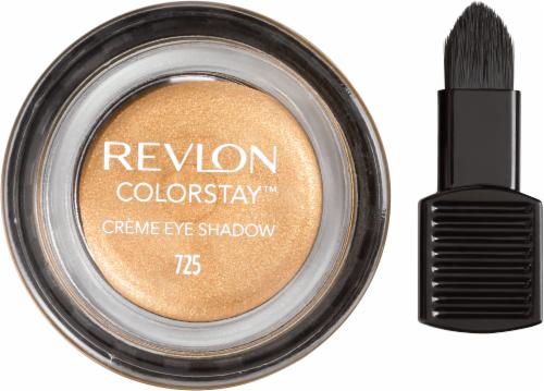 Revlon Colorstay 725 Honey Creme Eyeshadow Perspective: top