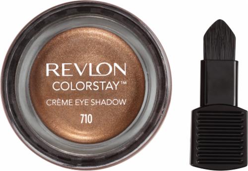 Revlon Colorstay 710 Caramel Creme Eyeshadow Perspective: top