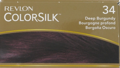 Revlon Colorsilk Dark Burgundy Perspective: top