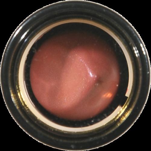 Revlon Super Lustrous Blushing Mauve Pearl Lipstick Perspective: top