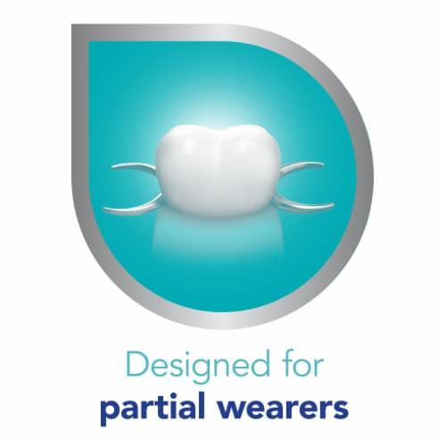 Polident Pro Partial Foam Denture Cleanser Perspective: top