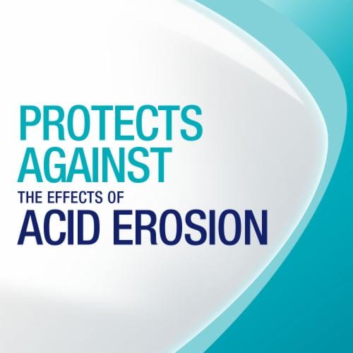 Sensodyne Pronamel Fresh Breath Sensitivity Toothpaste Perspective: top