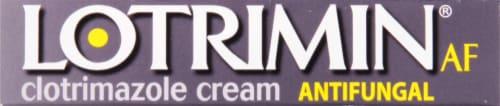Lotrimin® Jock Itch Antifungal Clotrimazole Cream Perspective: top