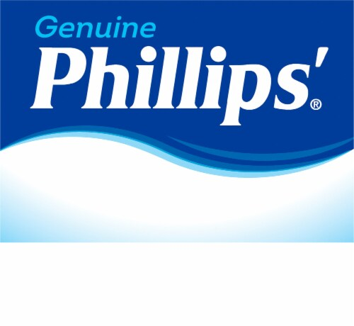 Phillips® Laxative Caplets Value Pack Perspective: top