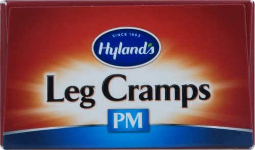 Hyland's Homeopathic Leg Cramps PM Tablets Perspective: top
