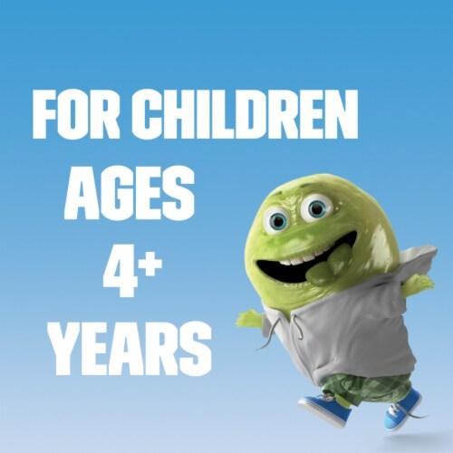 Mucinex Children's Multi-Symptom Very Berry Flavor Cold Liquid Perspective: top