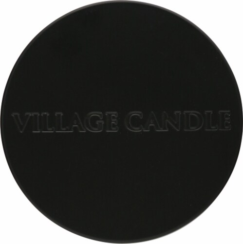 Village Candle Moonlit Surf Bowl Candle Perspective: top