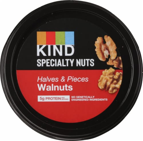 KIND® Walnut Halves and Pieces Perspective: top