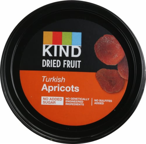 KIND® Turkish Apricots Perspective: top