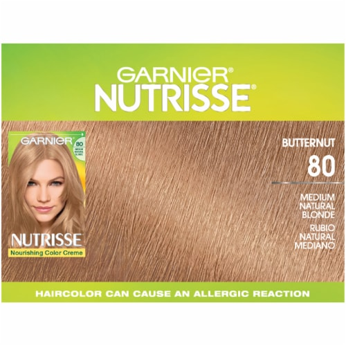Garnier® Nutrisse® Butternut Color Creme Perspective: top