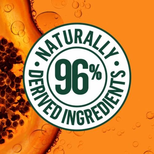 Garnier® Fructis® Papaya Extract Damage Repairing Treat Shampoo Perspective: top
