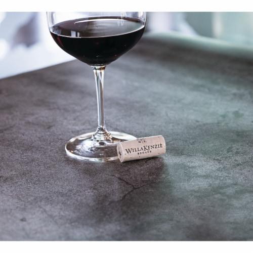 WillaKenzie Estate Pinot Noir Red Wine Perspective: top