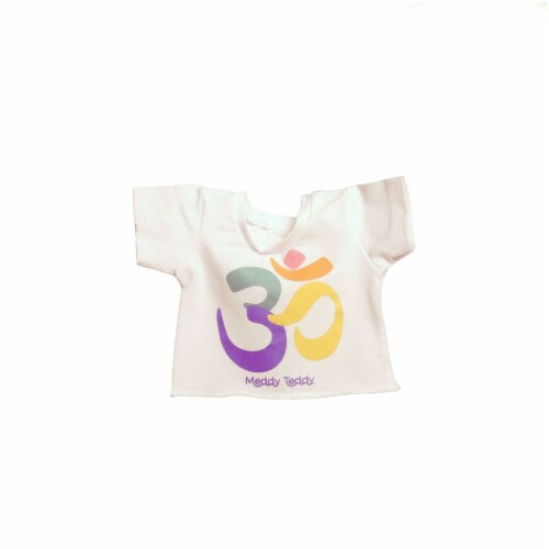 Om Shirt - Yoga Shirt for Meddy Teddy Perspective: top