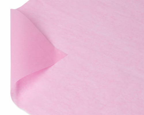 American Greetings #11 All Occasion Pink Tissue Paper Perspective: top