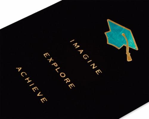 Papyrus #54 Graduation Card (Achieve) Perspective: top