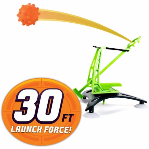 Air Strike Catapult Perspective: top