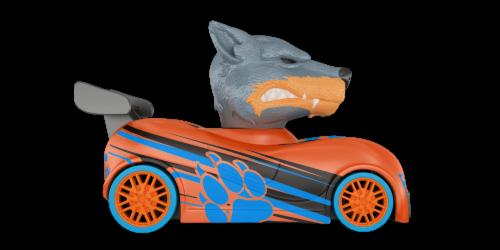 Knuckle-Headz Wolf Perspective: top