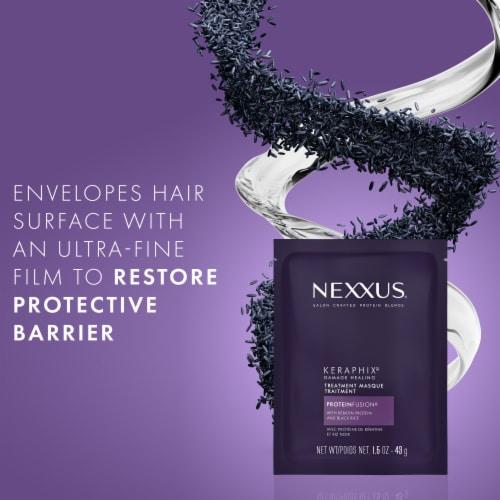 Nexxus® Keraphix™ Mask for Damaged Hair Perspective: top