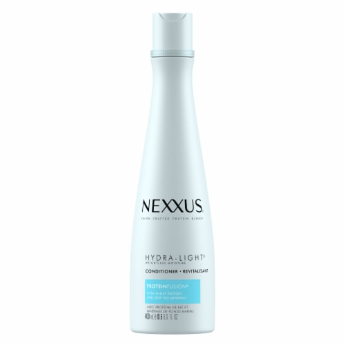 Nexxus® Silicone-Free Hydra-Light Moisturizing Conditioner for Dry Hair Perspective: top