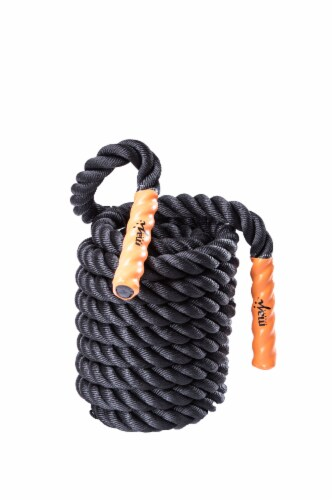 Battle Rope Perspective: top