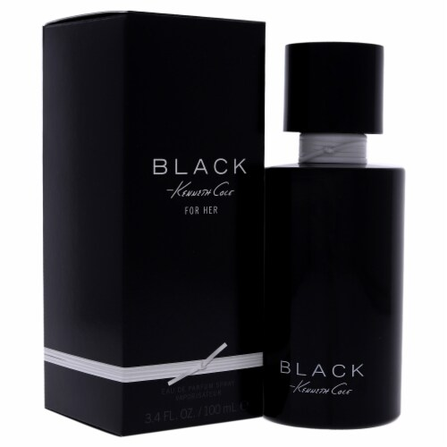 Kenneth Cole Black by Kenneth Cole for Women - 3.4 oz EDP Spray Perspective: top