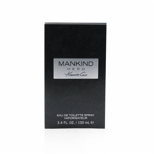 Kenneth Cole Mankind Hero EDT Spray 100ml/3.4oz Perspective: top