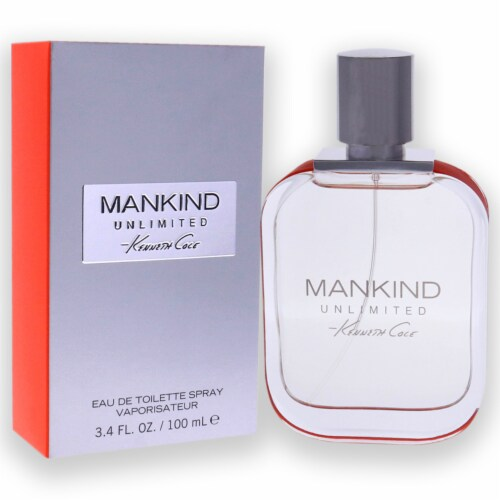 Kenneth Cole Mankind Ultimate EDT Spray 100ml/3.4oz Perspective: top