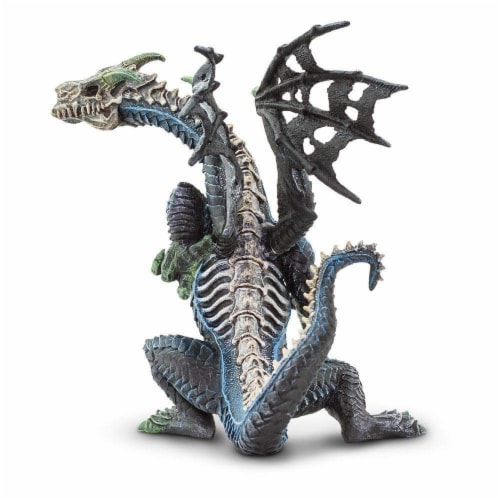Ghost Dragon Toy Perspective: top