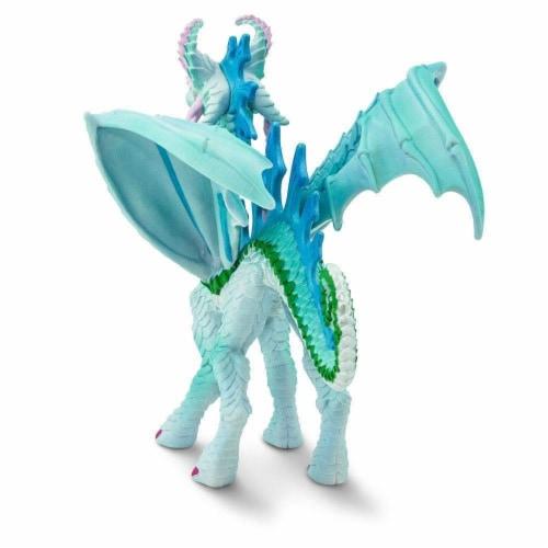 Princess Dragon Toy Perspective: top