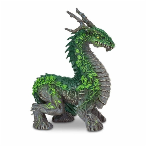 Jungle Dragon Toy Perspective: top