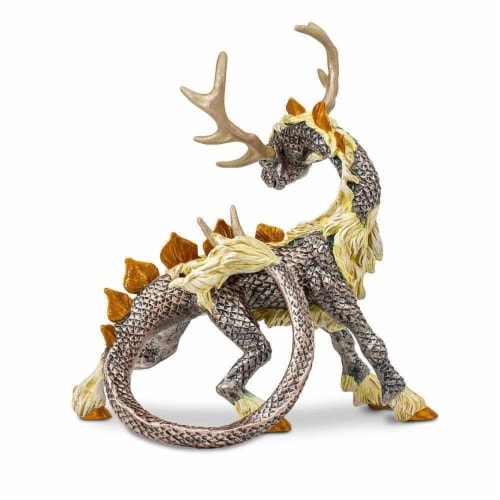 Stag Dragon Toy Perspective: top