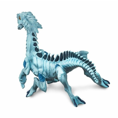 Alien Dragon Toy Perspective: top
