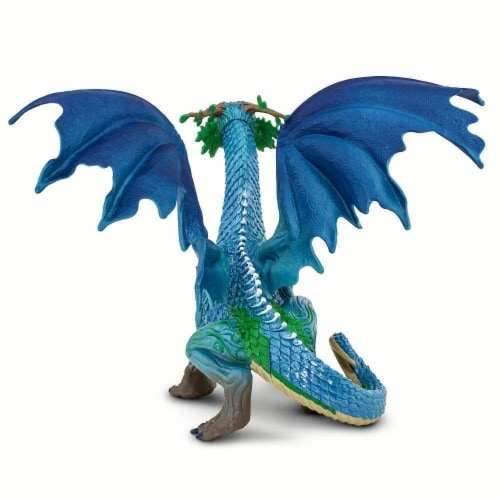 Earth Dragon Toy Perspective: top