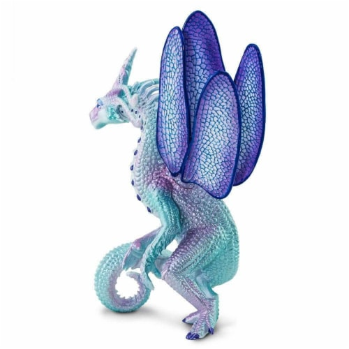 Fairy Dragon Toy Perspective: top