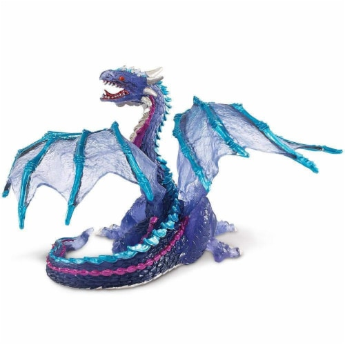 Cloud Dragon Toy Perspective: top