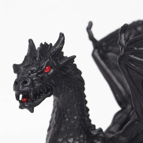 Twilight Dragon Toy Perspective: top