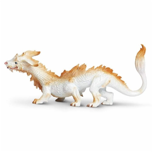 Good Luck Dragon Toy Perspective: top