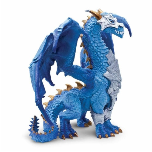 Guardian Dragon Toy Perspective: top