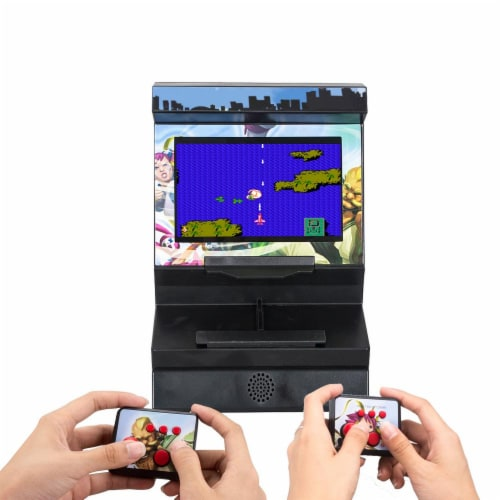GP-230 Wireless Retro Gaming, Two player and single player Games Perspective: top