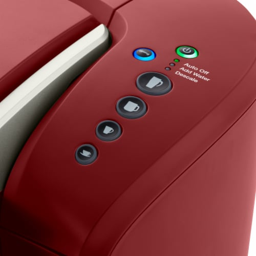 Keurig® K-Select Single Serve Coffee Maker - Vintage Red Perspective: top