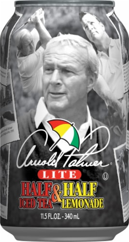 Arnold Palmer Lite Half & Half Iced Tea & Lemonade Perspective: top