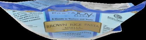 Tinkyada Brown Rice Pasta Shells Perspective: top