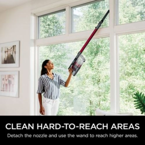 Shark® Rocket Pet Pro Cordless Stick Vacuum Perspective: top