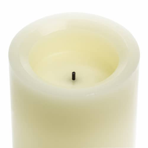 Sterno Home Flameless LED Candle - Cream Perspective: top