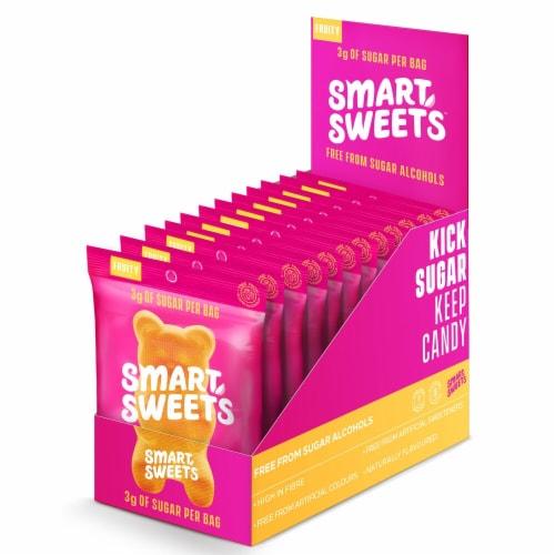 Smart Sweets Fruity Gummy Bears Perspective: top