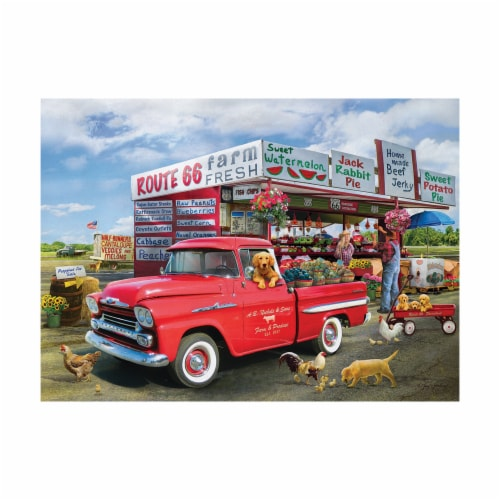 Eurographics Inc Greg Giordano The Apache Truck Puzzle Perspective: top